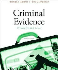 Download Criminal Evidence 7th (seventh) edition Text Only pdf epub