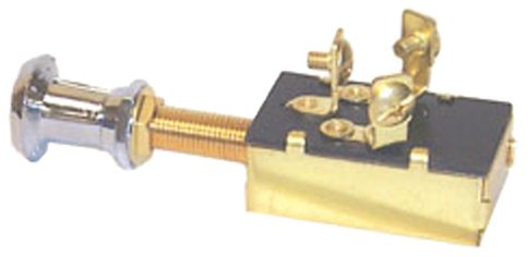 Sierra MP39570 Push-Pull Switch - Off-On(1)-On(1&2) SPDT ()