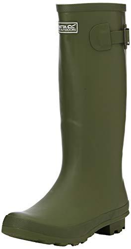 Agua Mujer Lady De Regatta Verde Ii Wellington Boot Fairweather Botas Para TwBxwqZ