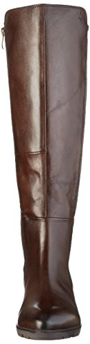 Boots 328 Comb Dk Women's Brown 25617 Long Brown Caprice wat4qxq7