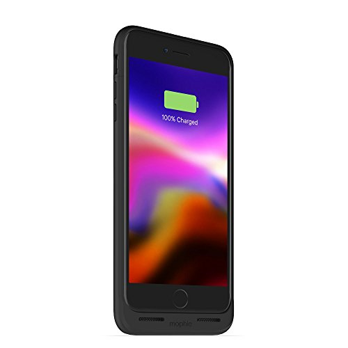 mophie juice pack wireless - Charge Force Wireless Power - Wireless Charging Protective Battery Pack Case for iPhone 8 – Black by mophie (Image #4)