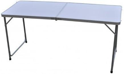 150 x 60 x 70 cm mesa de camping: Amazon.es: Hogar