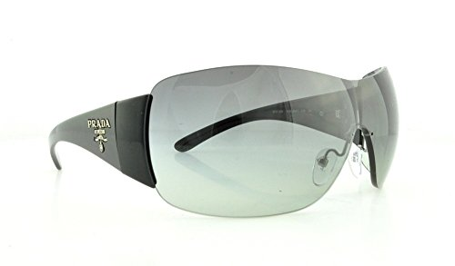 c49ac8333f112 Prada Sunglasses - PR22MS   Frame  Black Lens  Gray Gradient - Buy Online  in Oman.