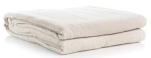 Simpli-Magic 79052 Heavy Duty Multi Purpose Canvas Drop Cloth, 6X9-Foot