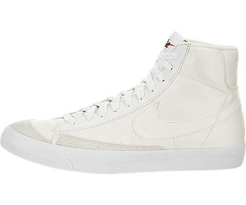 Nike Mens Blazer Mid '77 VNTG WE Sail/White Canvas Size 9 ()