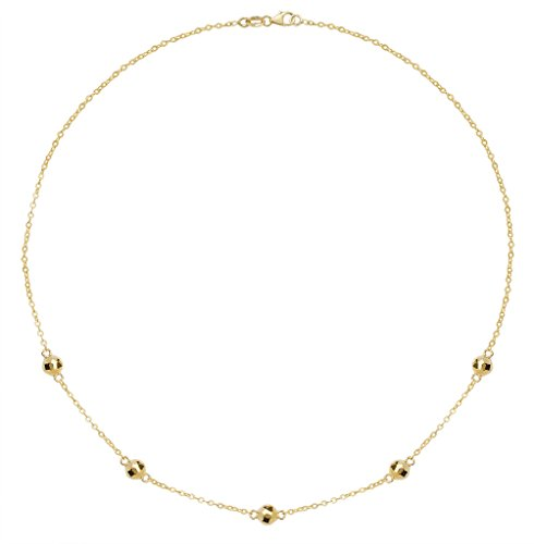 Collier Femme-Or 9carats