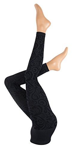 Leggings moldeadores para mujer antracita antracita