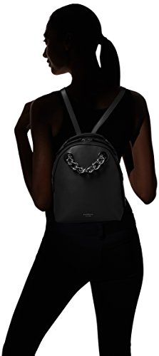 Fiorelli Black Womens Black Handbag Anouk Fiorelli Womens Backpack 7w8xvwg