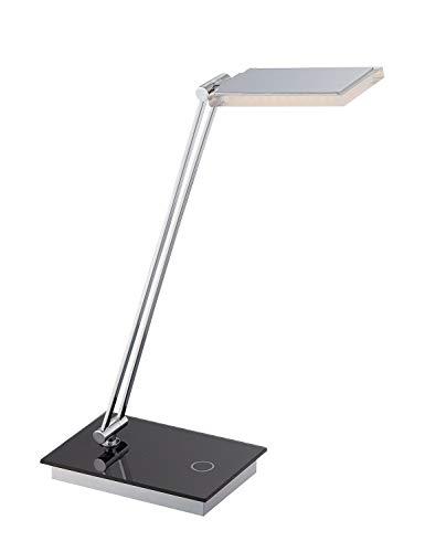 Lite Source Chrome Desk Decor Lamp, 14