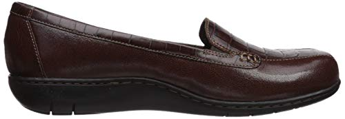 Brown Women's 5 Clarks B Bayou Sixty Slip m Us On 6 EYEvqgUn