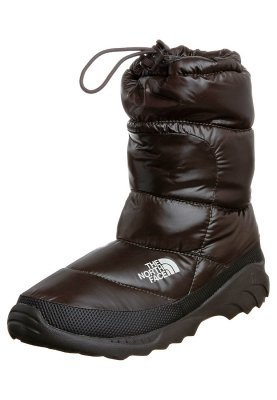 f94dc61fa THE NORTH FACE Nuptse Bootie III Ladies 'Winter Boot Brown 37 ...