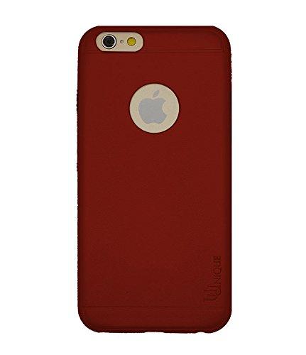 Uunique Second Skin Coque pour iPhone 6 Rouge