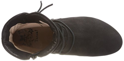 Think!! Keshuel_383127, Desert Boots Femme, (SZ/Kombi 09), 39 EU