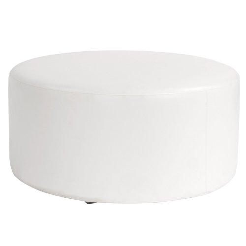 Howard Elliott QC132-944 Universal Patio Round Ottoman Cover, 36-Inch, Atlantis - 36 Cover Ottoman