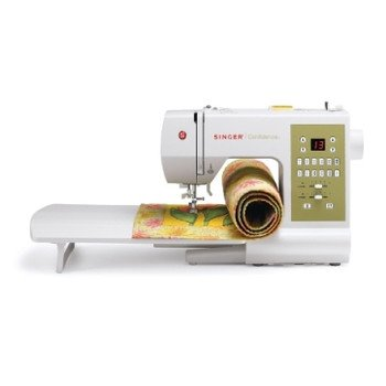 Thrush 7469Q Confidence Quilter Factory Serviced Computerized Sewing and Quilting Machine
