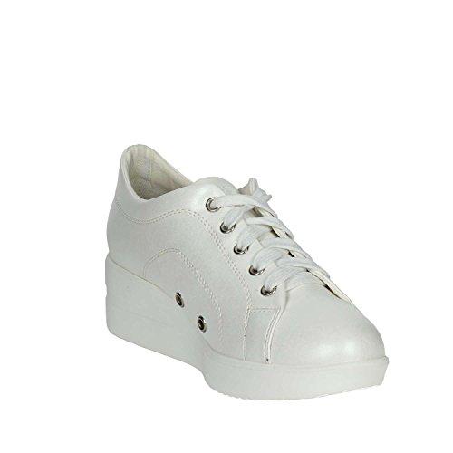 Agile By Rucoline 208(10-A) Low Sneakers Women White aOjHxLan