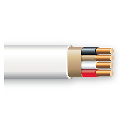 Marmon Home Improvement Prod 147-1403K 14//3 Non-Metallic Sheathed Cable with Ground Copper 1000-Feet