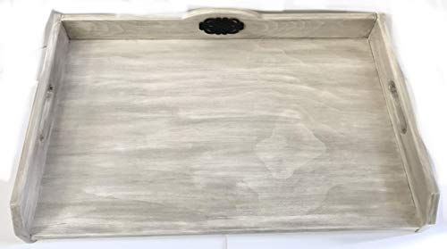 Antique White Noodle Board, stove top cover/tray by ModernWoodworks75