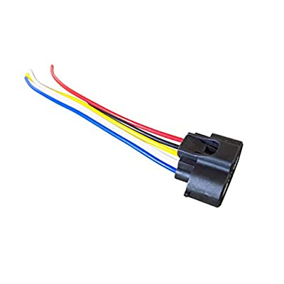 MAF Wiring Harness Pigtail Connector for 6.6l LB7 LLY LBZ 2001-2007 Duramax Chevy: Automotive