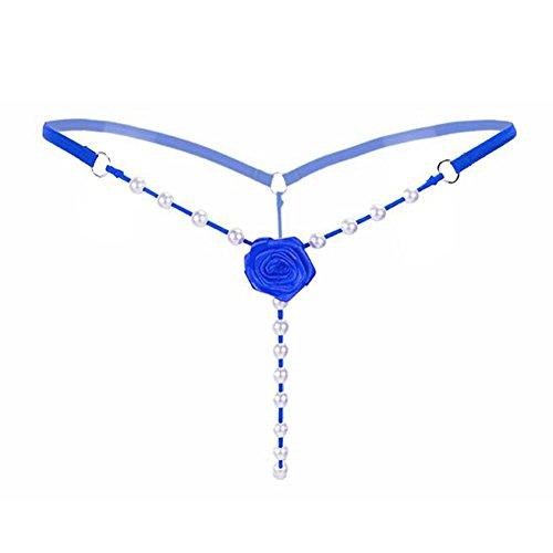 KOINECO - Tangas - para mujer Azul