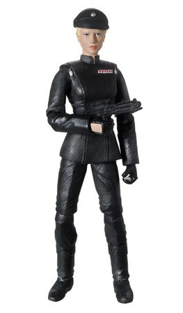 Star Wars 3.75 Basic Figure Force Unleashed Juno Eclipse