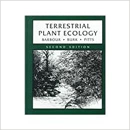 Terrestrial Plant Ecology 3rd Edition