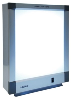 Grafco 3795GF X-Ray Illuminator, 3 Bank, 45.7'' x 22.8'' x 4.7'' by Grafco