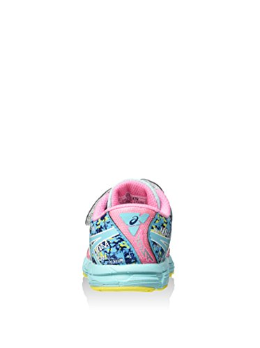 Asics Zapatillas de Running Noosa Tri 10 Ts Rosa / Aguamarina / Azul EU 21