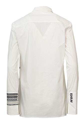 Blanc Coton Femme Chemise 18wwcw29white Desigual EfZ6pEq