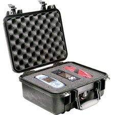 Pelican 1400NF Black Protector Case Without Foam 11.81