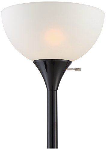 Bingham Black Tree Torchiere 3-Light Floor Lamp by 360 Lighting (Image #2)
