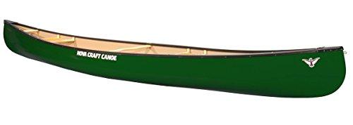 Nova Craft Pal 16' TuffStuff Canoe Green by Nova Craft Canoe