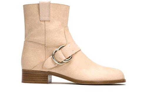 Frye 3479950 Dames Ricki Ring Strap Boot Beige