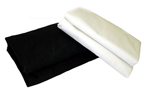 Black 9FT x 12FT Drop Cloth