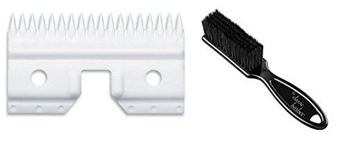 Andis Coarse Ceramic Cutter & Classic Barber Blade Brush - (Ceramic Cutter doesn't heat up as fast)