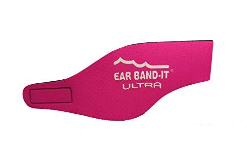 EAR BAND-IT ULTRA Swimming Headband - Best Swimmer's Headband - Keep Water...