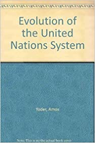 Evolution of the United Nations System (European Meetings on Educational)
