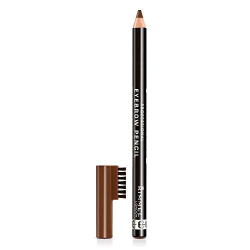 Rimmel Professional Eyebrow, Hazel, 0.05 Ounce (Eye 0.05 Pencil Ounce)