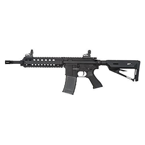 Valken 82119 Rifle-Battle Machine AEG V2.0 CDN-M-BLK
