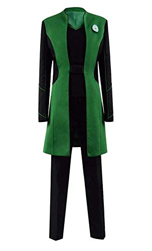 The Orville Security Department Uniform Claire Cosplay Costumes for Women]()