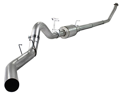 aFe 49-02001 ATLAS Aluminized Steel Turbo-Back Exhaust System for Dodge Diesel Trucks L6-5.9L (Afe Dodge Diesel Exhaust System)
