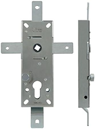 Viro Viro - Cerradura multipunto para puertas basculantes entre ejes 70 mm - 4 puntos de cierre
