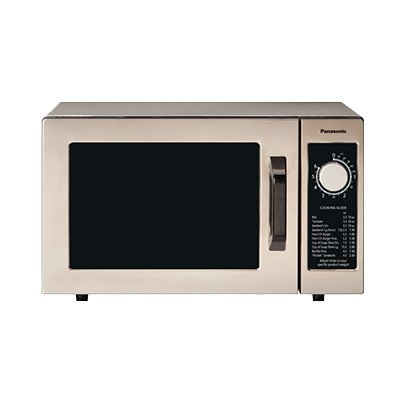 Panasonic NE-1025F Silver 1000W Commercial Microwave Oven (Panasonic Small Microwave Oven compare prices)