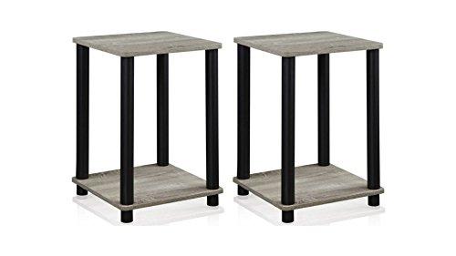 Mission Oak Plant Stand (Wood Composite 13.4