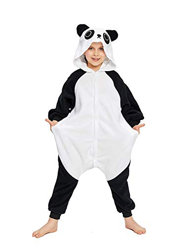 CANASOUR Unisex Halloween Kids Costume Party Children Cosplay Pyjamas (125#(Size 10), Cute ()