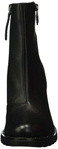 Tommy Hilfiger Damen I1285sabella 16a Kurzschaft Stiefel Schwarz (black 990)