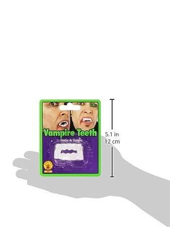 Rubie s IT325 - Dentiera Dracula Blister dbdbaab7600f