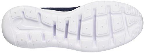 Nike Kaishi 2.0, Scarpe Sportive da Uomo Blu (Midnight Navy/Wolf Grey-white)
