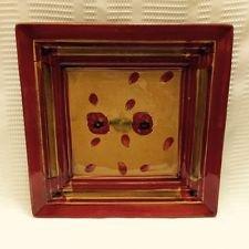 Amazon Com Ambiance Collection Fleur Rouge By Nanette Vacher 10 1