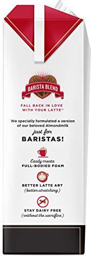 Califia Farms Original Almondmilk Barista Blend, 32 Oz (Pack of 6) | Dairy Free | Plant Based | Nut Milk | Vegan | Non-GMO